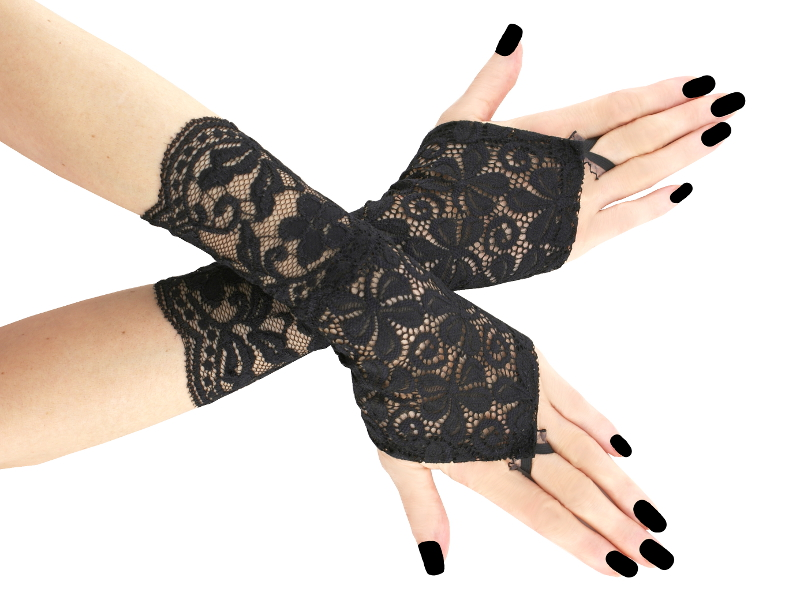 Lace gloves 44177dc9fbb1