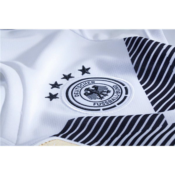 new product 702ca 4df60 Toni Kroos #8 Germany National Team Home Soccer Jersey,Deutschland Men's  Stadium Shirt White from HoHo Jersey Collection