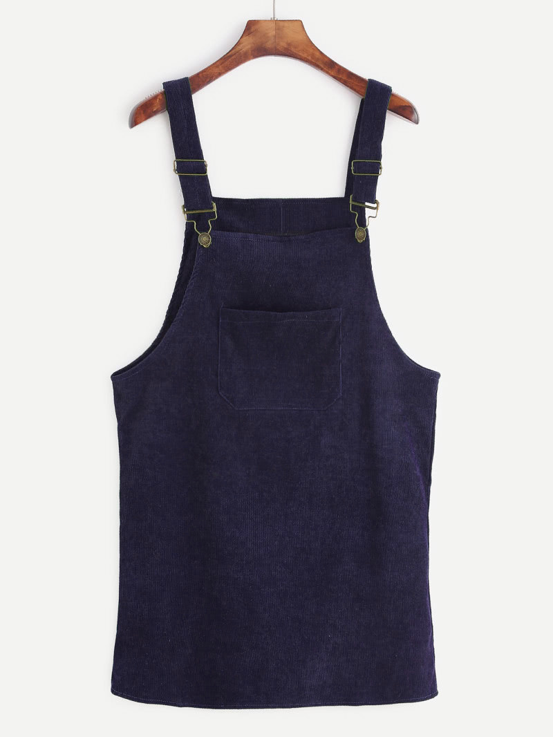 fd06d33cb9f Corduroy Dungaree Pinafore Dress With Pocket · Sweet Pea Co ...