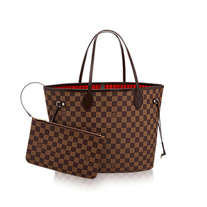 484afef021f0 Louis Vuitton neverfull MM pouch shoulder bag on Storenvy