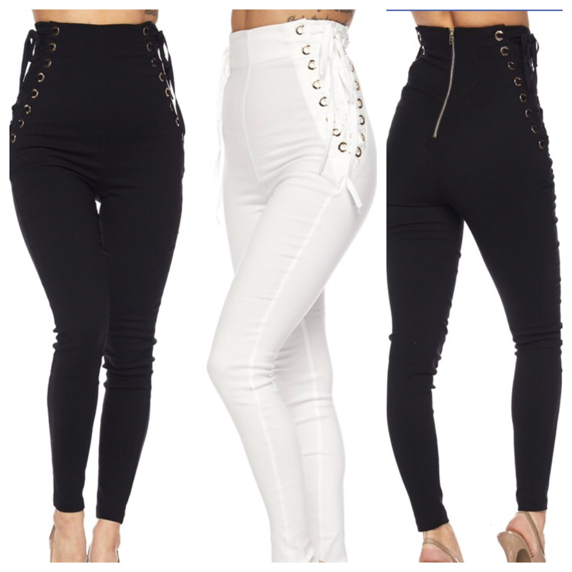 new york cheap prices look good shoes sale High-waisted Corset Pants from Chic Bella's Virtual Closet