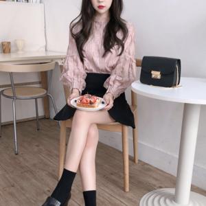 015522405a Crochet Lace Blouse