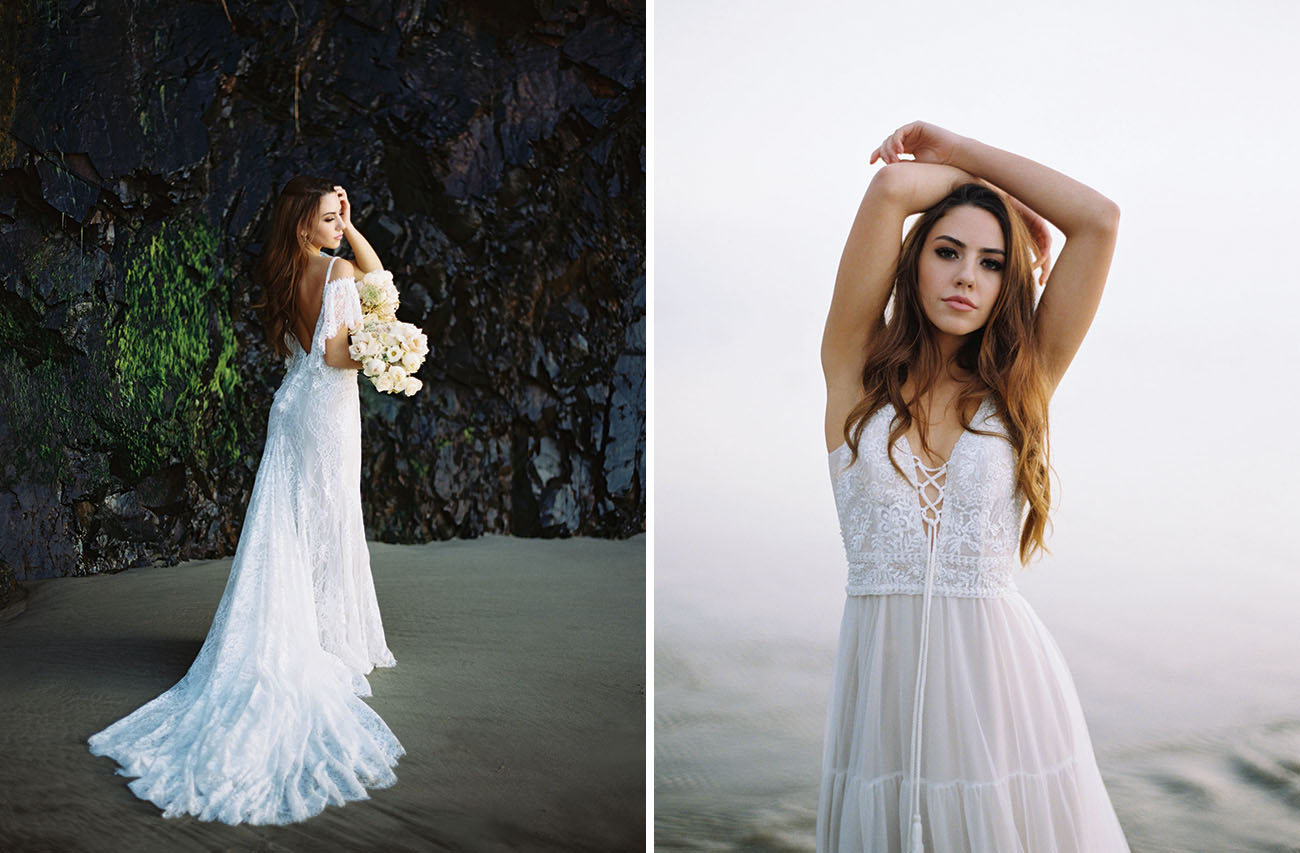 7d799d2e0f5d Sexy Bohemian Wedding Dress, Lace Boho Wedding Dress, Strapless Wedding  Dresses Bridal Dress,
