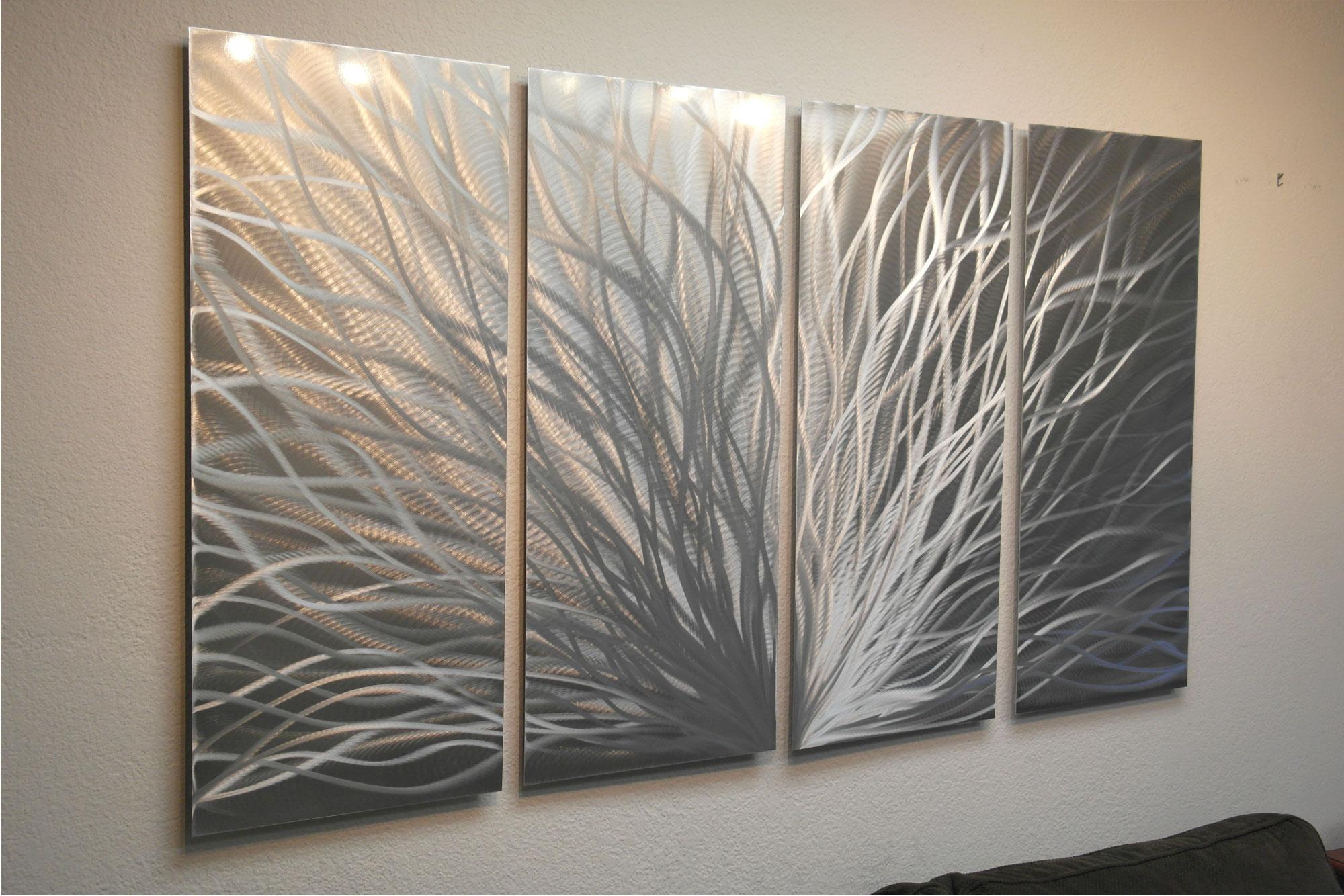Painting Metal Wall Art