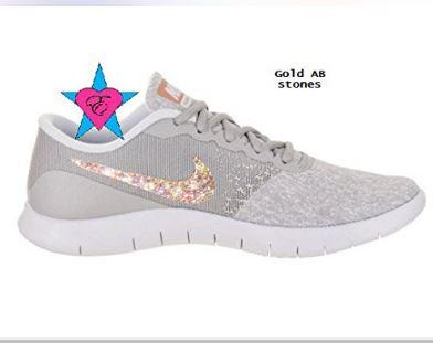 fe6c6f2b5fdc6 ... Crystal Nike Women s Flex Contact Running Shoes - Thumbnail 2 ...