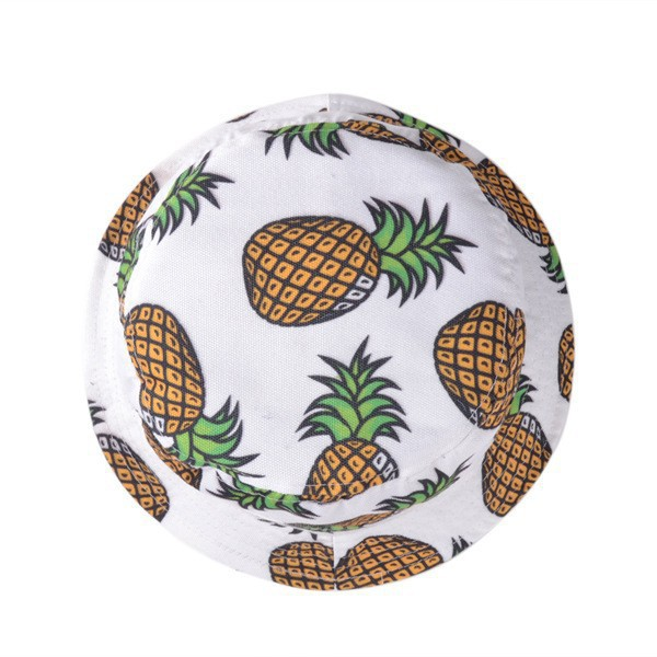 391b8829d523f7 Summer Print Bucked Hat - Pineapple Bucket Hat designed by Heavenly Hats ( Bucket  Hat | Summer Hat ) on Storenvy