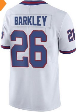 various colors 144c4 33795 Saquon Barkley New York Giants Jersey..Color Rush from mylittleshoppe