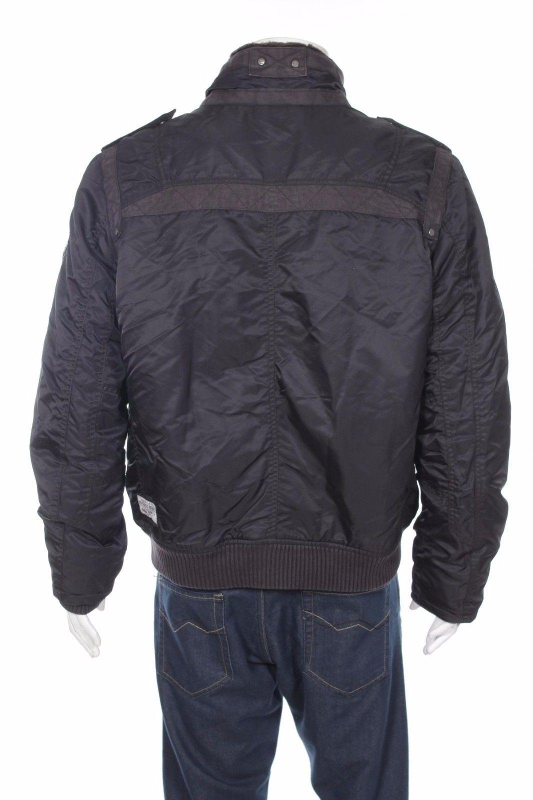 Freiraum suchen riesige Auswahl an billiger Verkauf Camp David Herren Men Jacket Übergangsjacke Blue sold by xperience