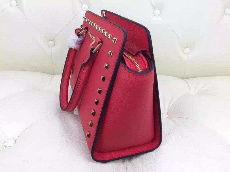 86ec2b836857 Classic MK Rivet Handbag Red · Toms · Online Store Powered by Storenvy