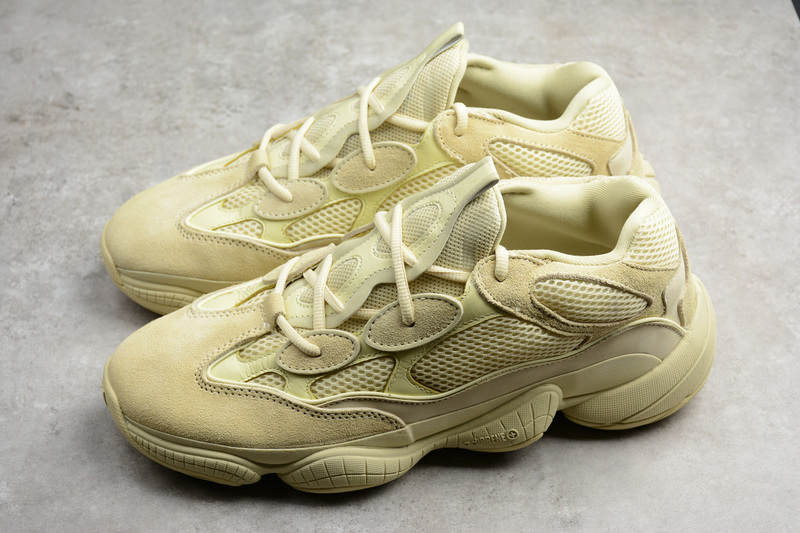 best service eb4fc c8bca Adidas Yeezy 500 'Super moon Yellow' DB2966 Shoes from Toms