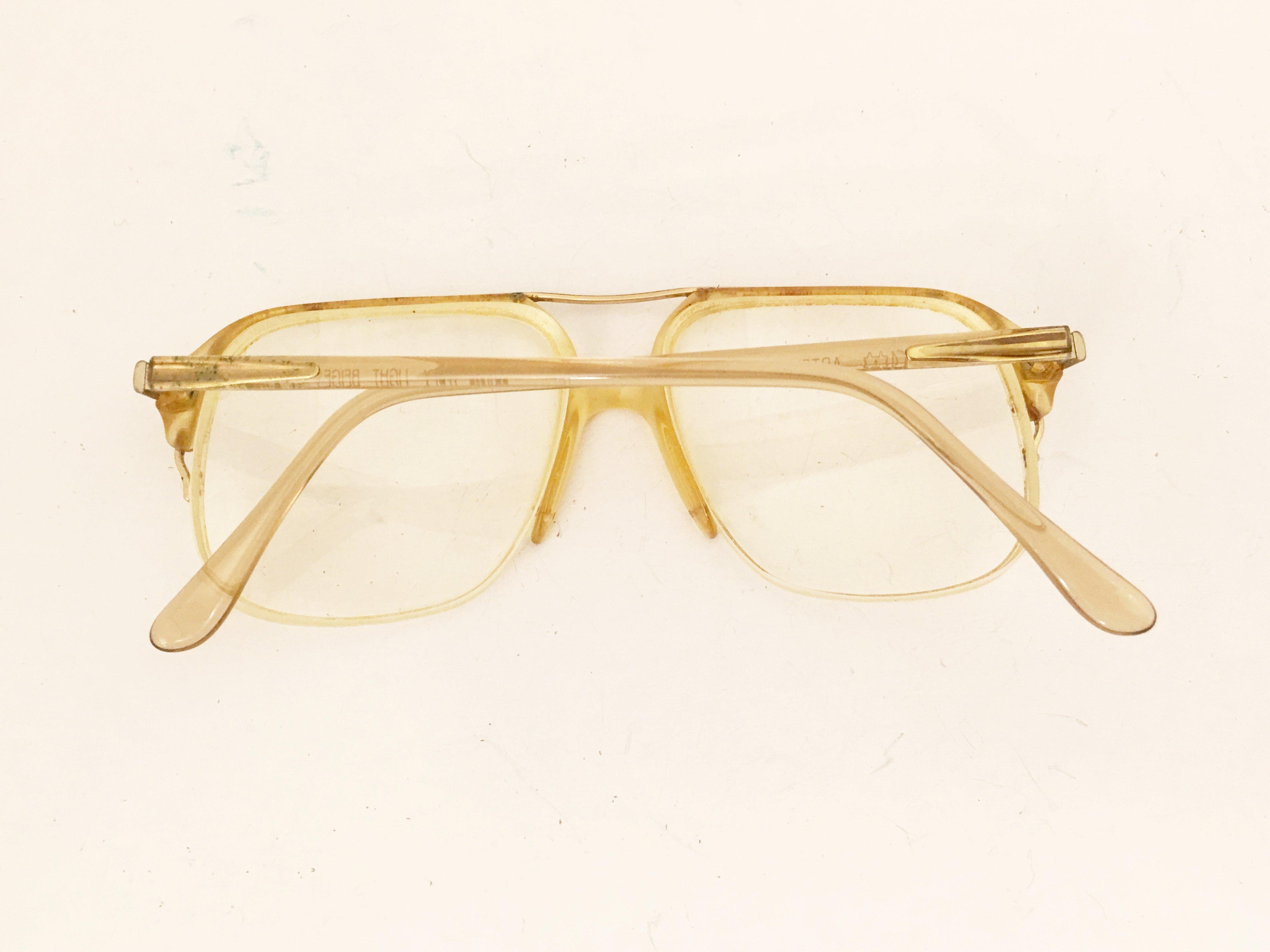 dd75dc6db758 Luxottica Artemis Vintage Eyewear Prescription Glasses Sunglasses ...