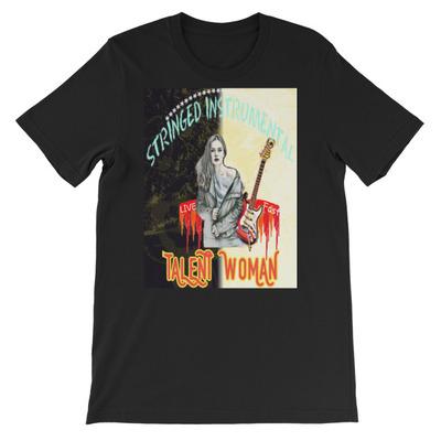 ISTABOCA Short-Sleeve Unisex T-Shirt