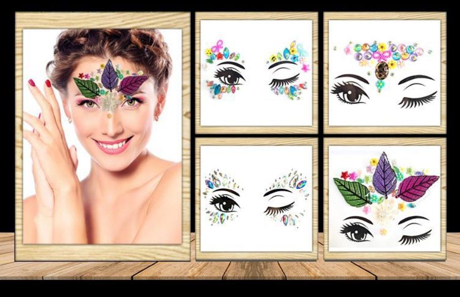 Festival face jewels d89047269d6a