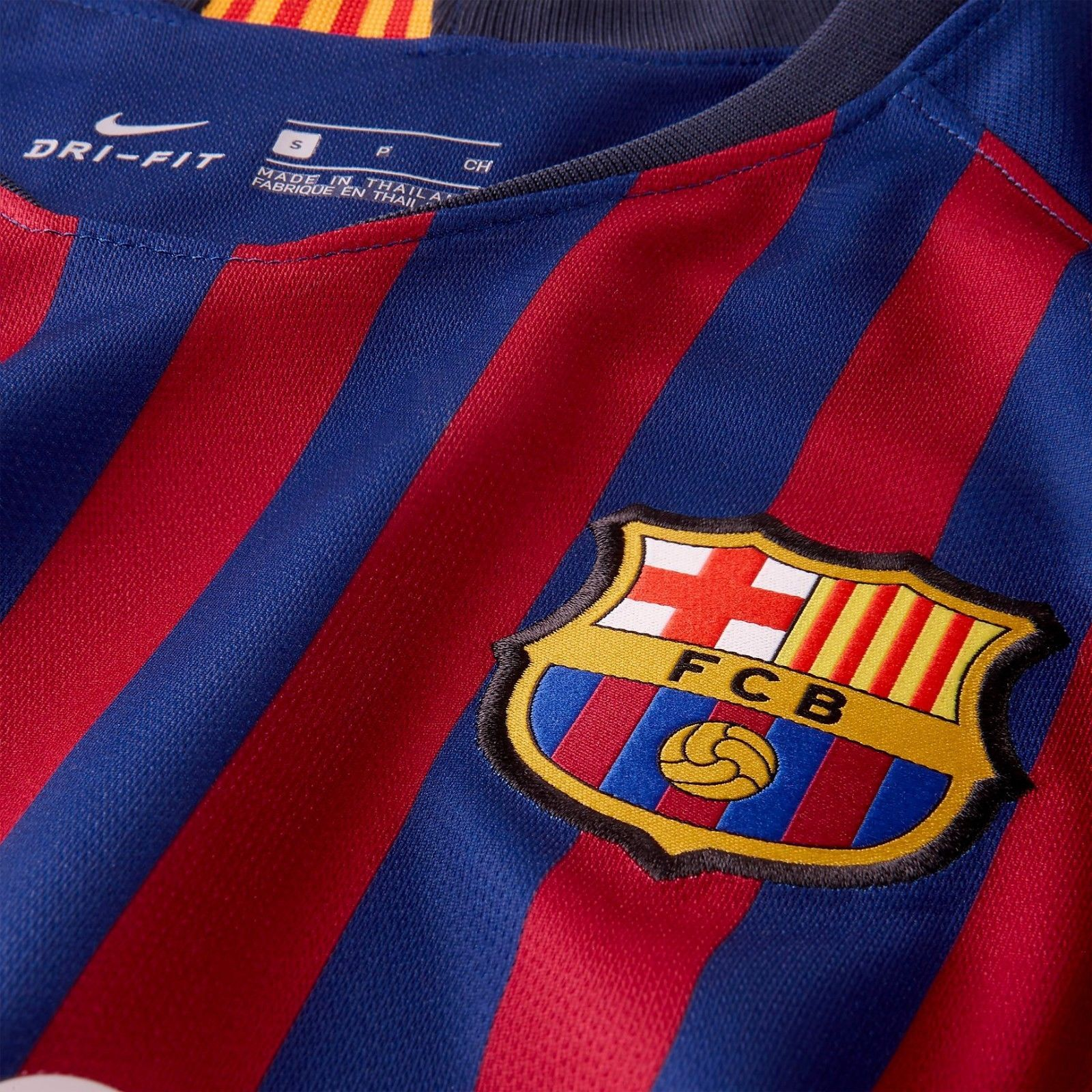 the best attitude 3fb1d 18f48 MESSI FC BARCELONA WOMEN'S HOME JERSEY 2018/19. sold by Mexibro