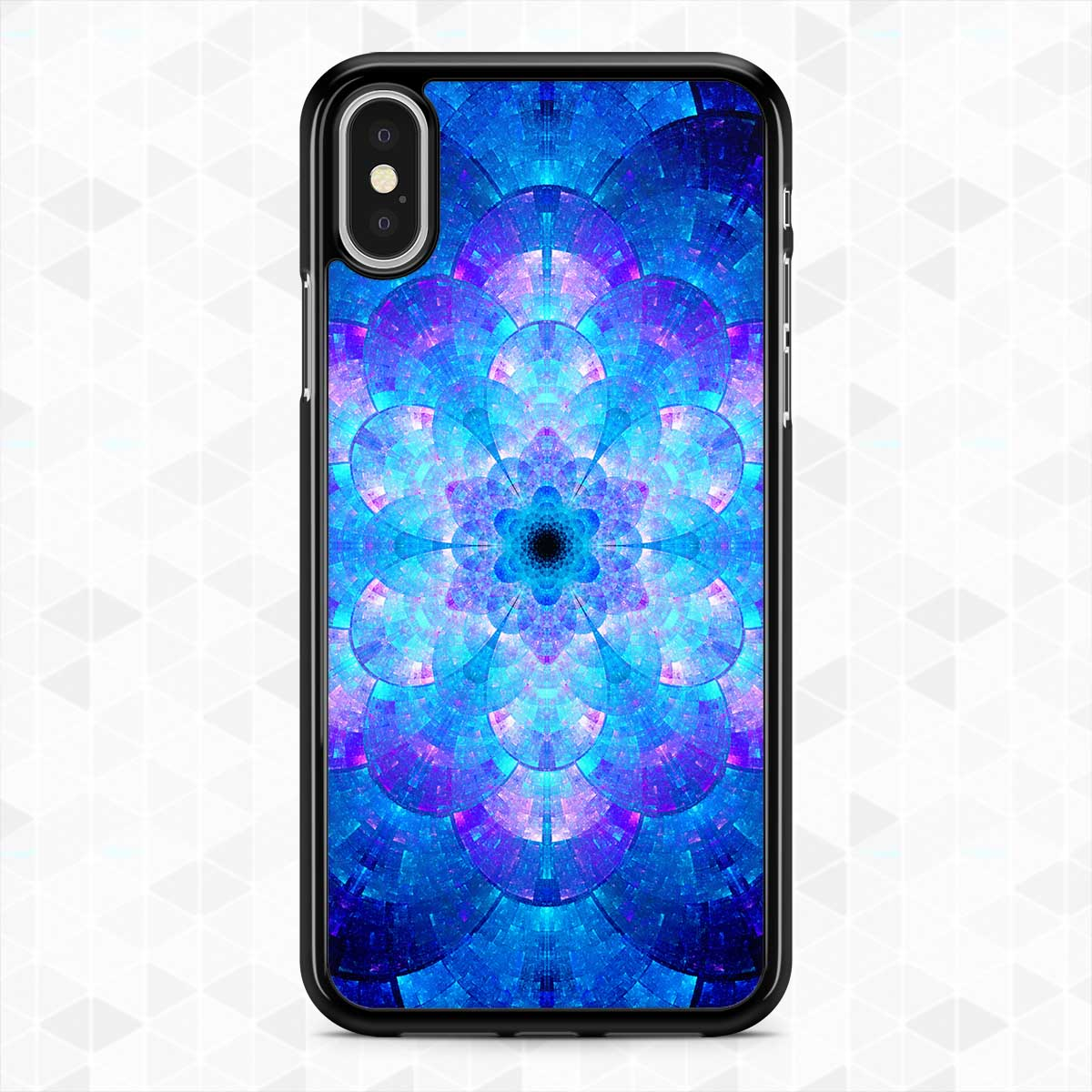 low priced 3119a 13ca8 Rare!iPhone X 8+ 7 Plus 6s 5s Case!9!7Holographic!Mandala68 Samsung Note 9  Cases