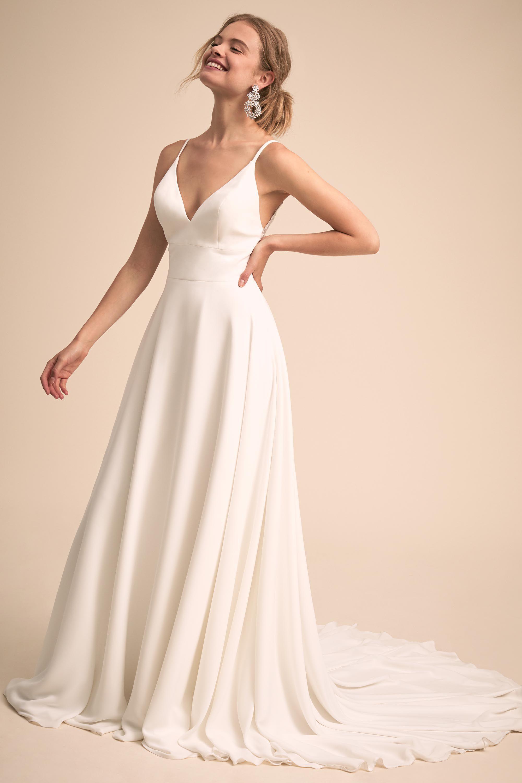 File 6dd6b1ab5e Small: Simple Strap Wedding Dresses At Reisefeber.org