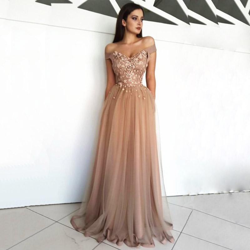 8da489d466c 2018 Hot Off Shoulder Prom Dresses Long High Quality beading evening eress  cheap G5752 on Storenvy