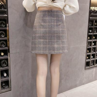 2bf30083c6 Felted a line winter mini skirt