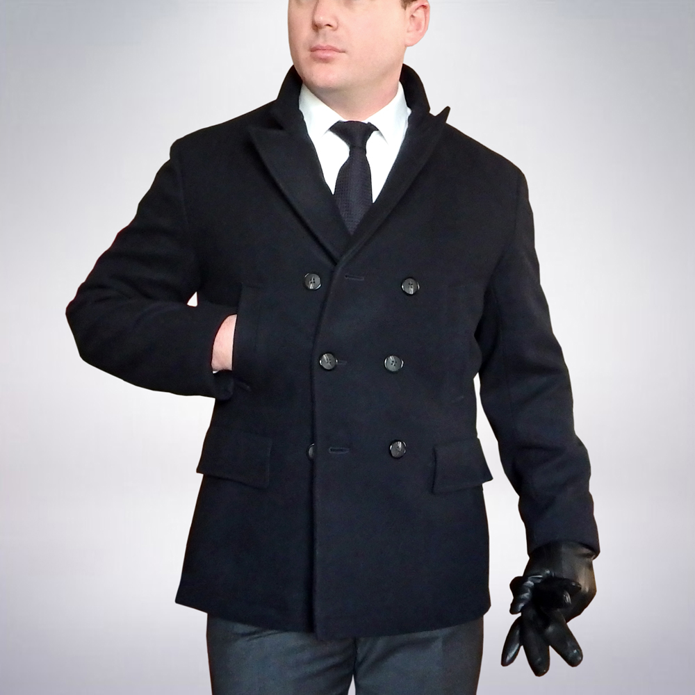 enjoy clearance price limited style limited price James Bond SKYFALL Shanghai Pea Coat from ROYALE Filmwear