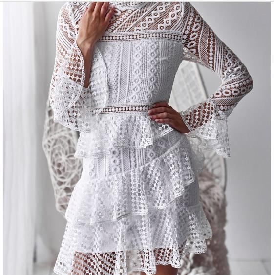 a39d5326a92 Women S Long Sleeve Lace Dress · Fashion designer · Online Store ...