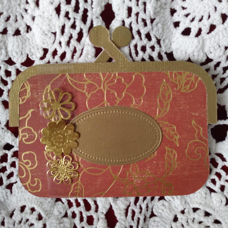 Ch025 Handmade Gift Card Holder Just Add Photos Online Store