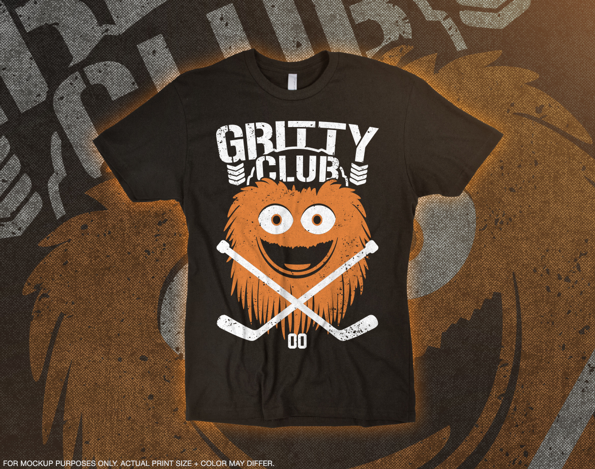 369fa637f38 Gritty Club T-Shirt · Shakedown Designs · Online Store Powered by ...