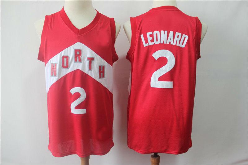 Men s Toronto Raptors  2 Kawhi Leonard Red 2018 19 Swingman Jersey – Earned  Edition e174cb960