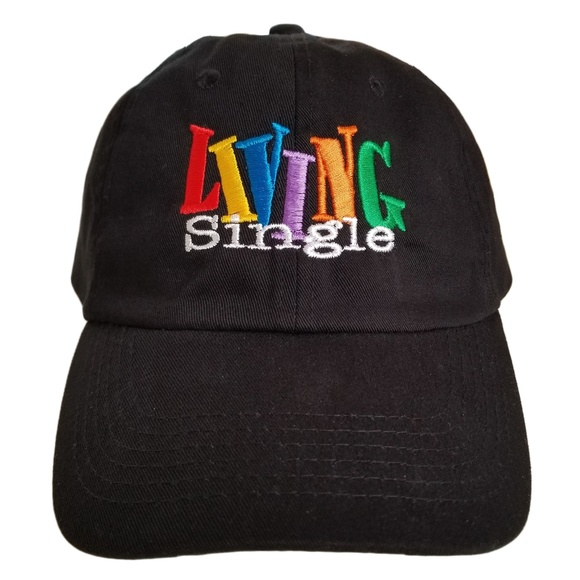 Living Single Dad Cap · ALL THA DRIP · Online Store Powered by Storenvy b0aed58f532