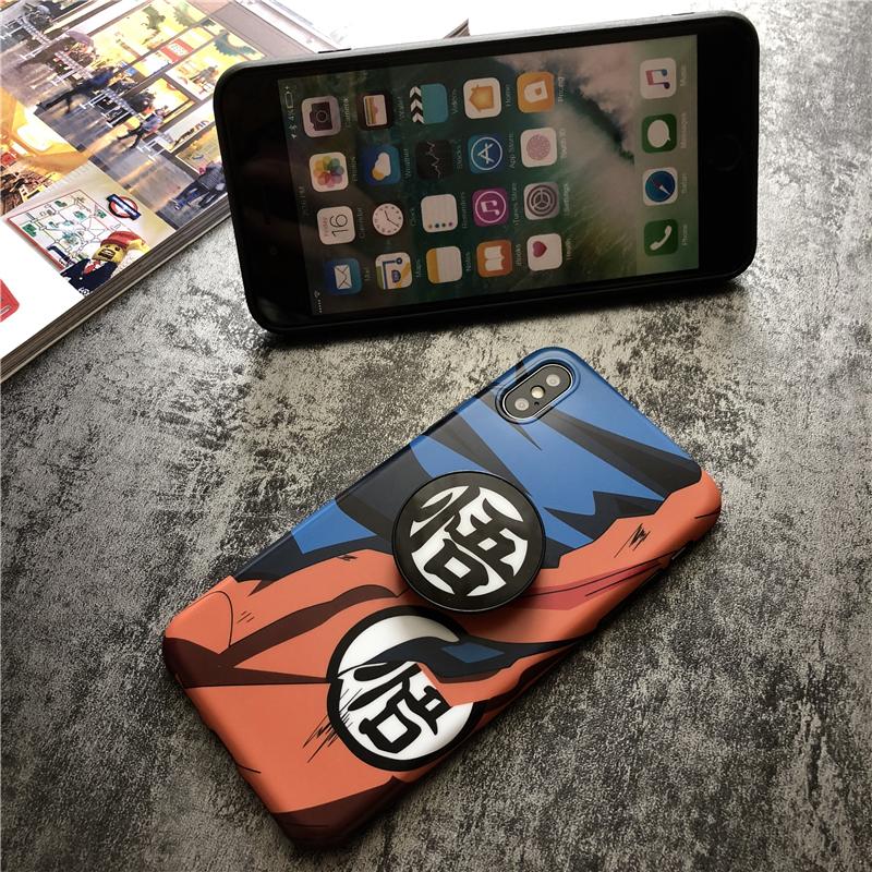 Dragon Ball Z iPhone Case + Gift