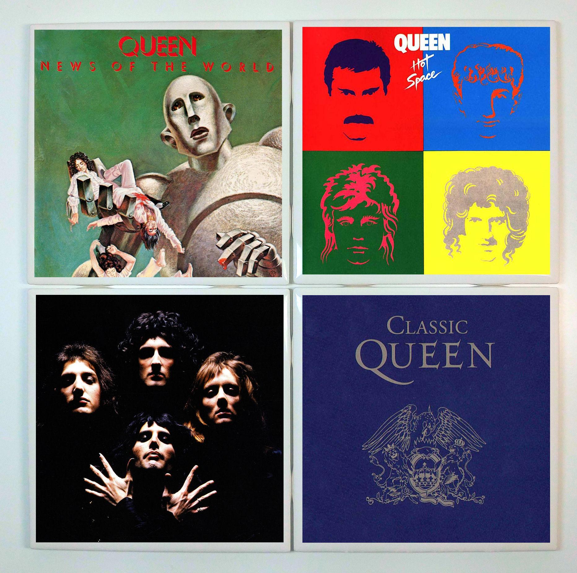 Queen Bohemian Rhapsody Album Cover | Belgium Hotels 5 Star