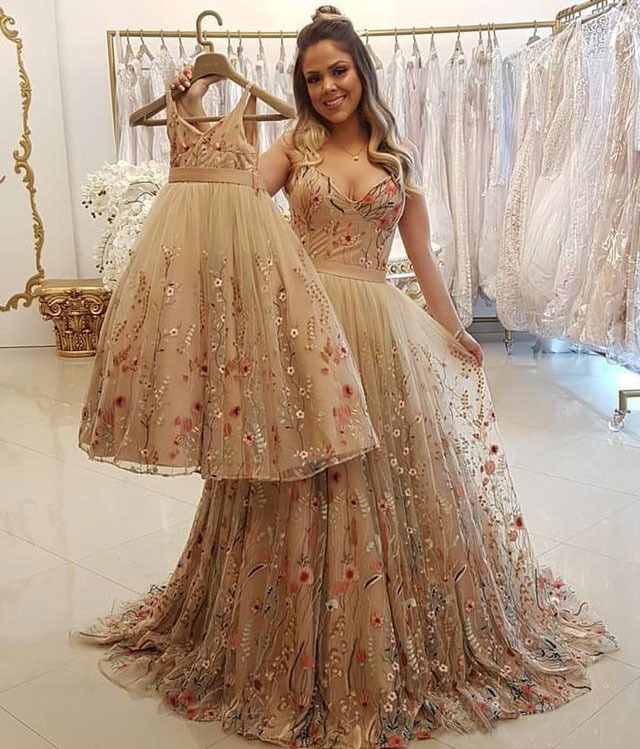 d7bbf3ef7ea 2017 Newest Berta Prom Dresses Deep V Neck Full Lace Appliques Backless  Tulle Ivory Nude Beach Paolo Sebastian Celebrity Party Evening Gowns Xoxo  Prom .