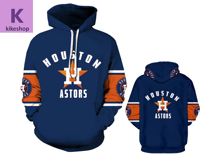 Hoodie Unisex 2019 MLB Houston Astros Baseball Team Football Sport ... edaacc75f
