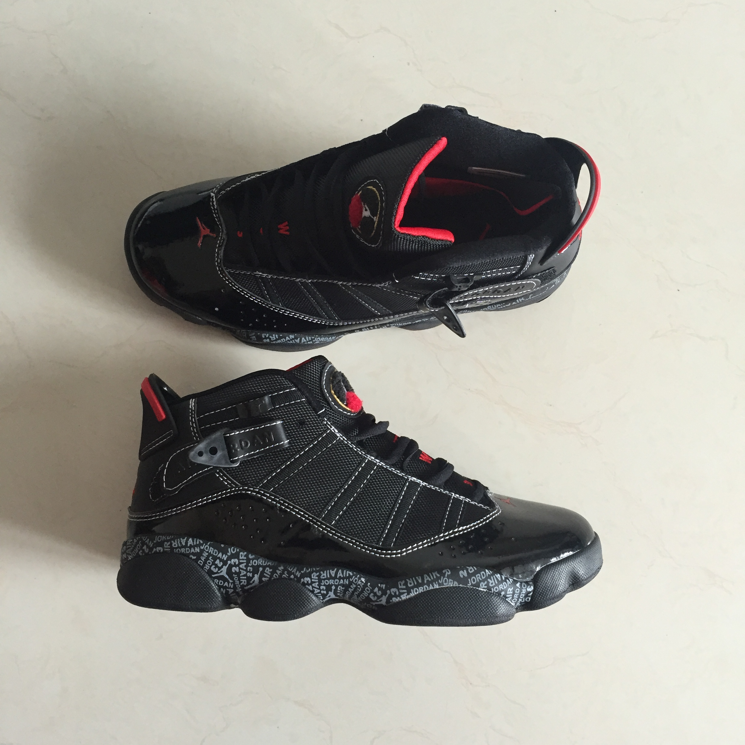 separation shoes b32f2 12ca5 Men Basketball Shoes Retro 6 Shoes Six Rings from YogaCloth