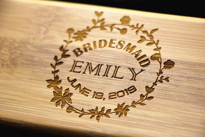 Bridesmaid Gift Wedding Gift Idea Usher Gift Wedding Gift