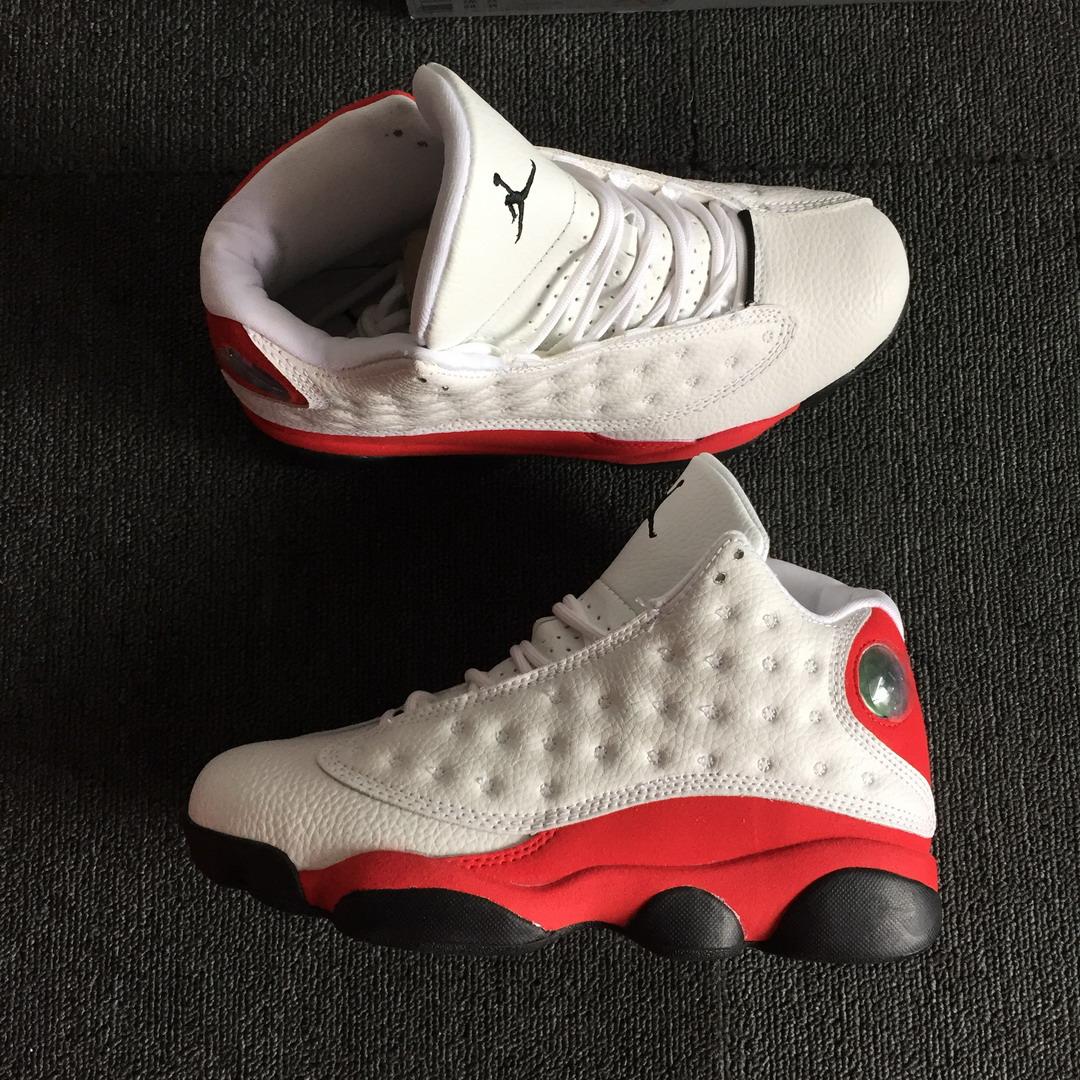 1ded7650ed1 Cheap Men Air Retro 13 Chicago Shoes Men Basketball Shoes On Sale ...