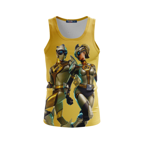 New futuristic ventura fortnite battle gaming yellow tank - Ventura fortnite ...