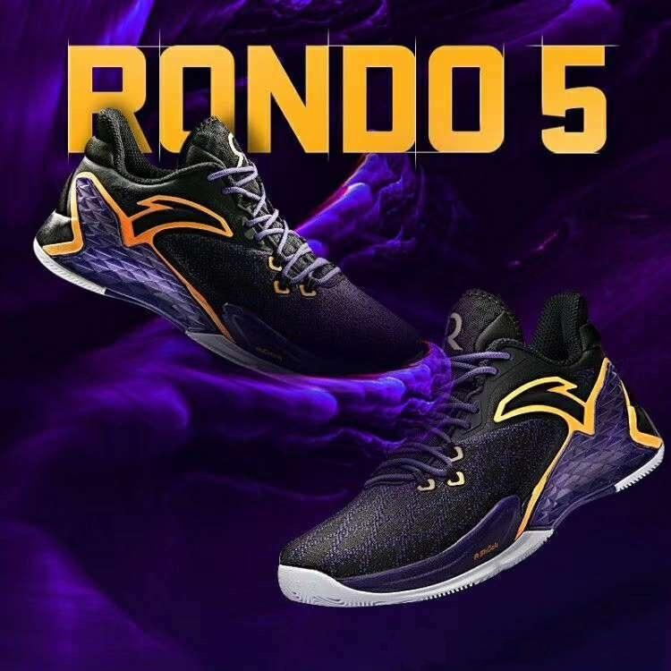 d7b2c2b55f0 ANTA Rajon Rondo RR5 LA Lakers · FAMUJI SNEAKER · Online Store ...