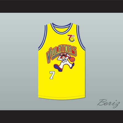 fb467ceaaa9d Michelle timms 7 violators basketball jersey 7th annual rock n  jock b-ball  jam
