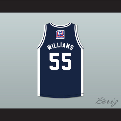 d14b774e5 Jason williams 55 stars basketball jersey rock n  jock all star jam 2002 -  Thumbnail
