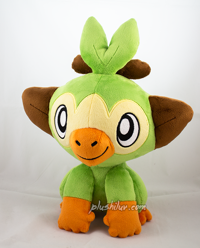 Grookey Pokemon Sword And Shield Plush Plushiluv Online Store Powered By Storenvy Posts about grookey written by blogger. grookey pokemon sword and shield plush from plushiluv