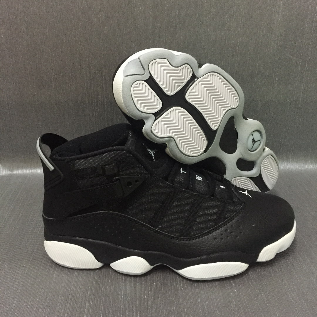 factory price 942a8 78b13 Fashion Men Basketball Air Retro 6 Rings Shoes On Sale from YogaCloth