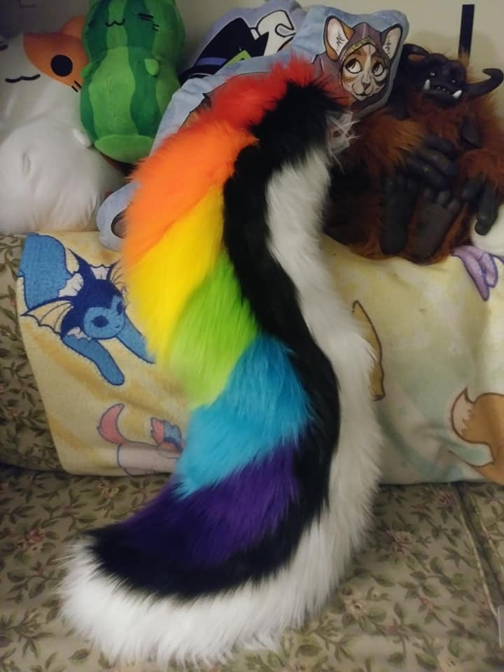Fursuit tail