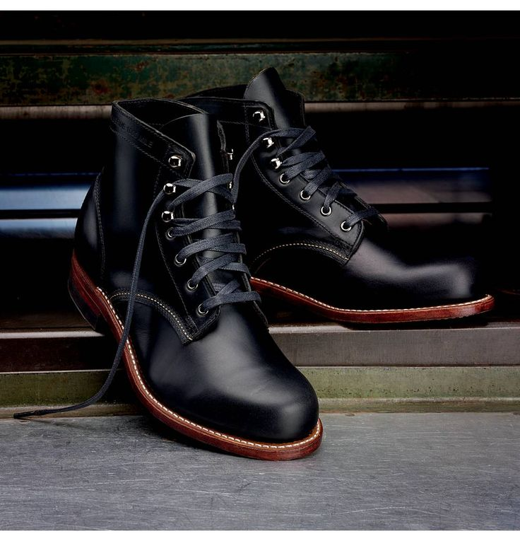 690fbd5cd31 Handmade Men Black Casual Leather Ankle Boots Men Lace Up Ankle High Boots  from Rangoli Collection