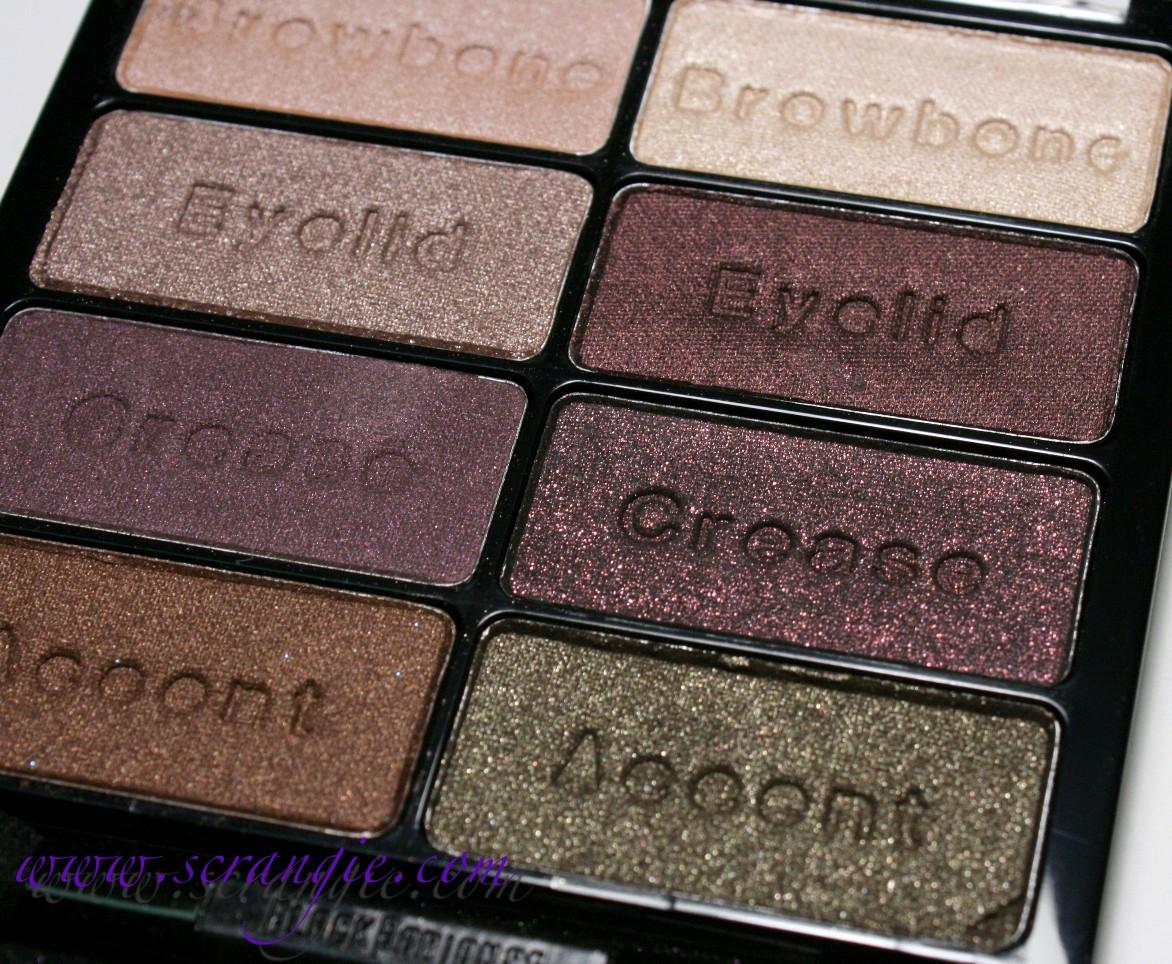 Black Radiance Eye Appeal Eyeshadow Palette In Downtown Browns Sold By Scrangie S Virtual Garage Sale On Storenvy