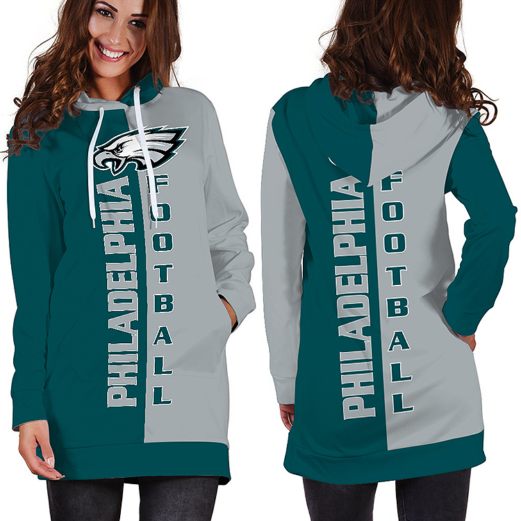 best website f45a3 a97a0 Philadelphia Eagles Football Sports Hoodie Dress from ZIELO (Pls Pls Pls  read FAQs)