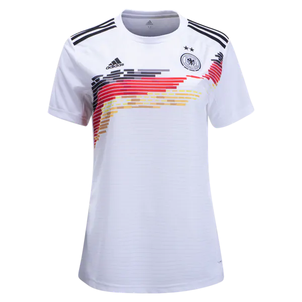 super popular 3c7b3 3ac0f Women's Germany 2019 National Team Home Soccer Jersey Soccer Kit Stadium  Shirt sold by JerseyHunt