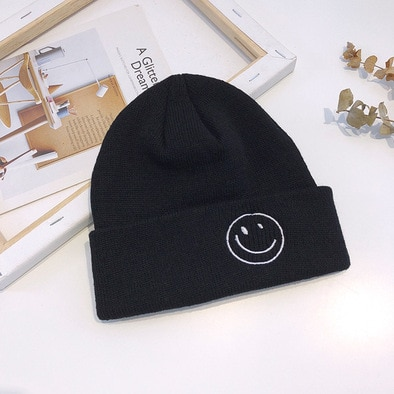 Sailor Cotton Cap Brimless Street Knitted Hip Solid Retro Hip-hop Melon Hat  Adult Pumpkin Hop Skullcap