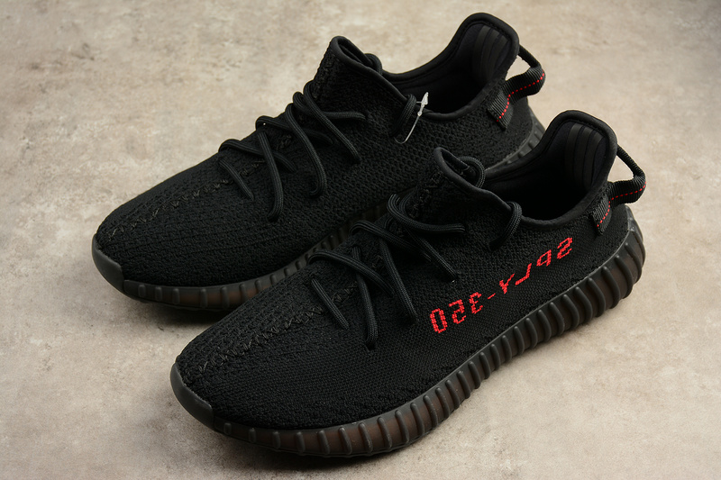 the latest be429 1b29b Adidas Yeezy 350 Boost V2 Black Red Running shoes sold by ivicente