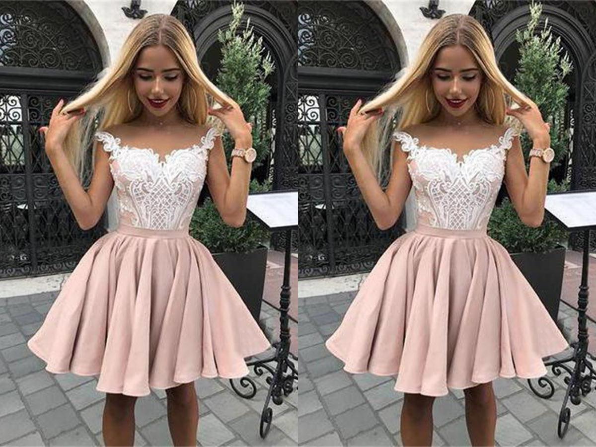 short cute party dresses