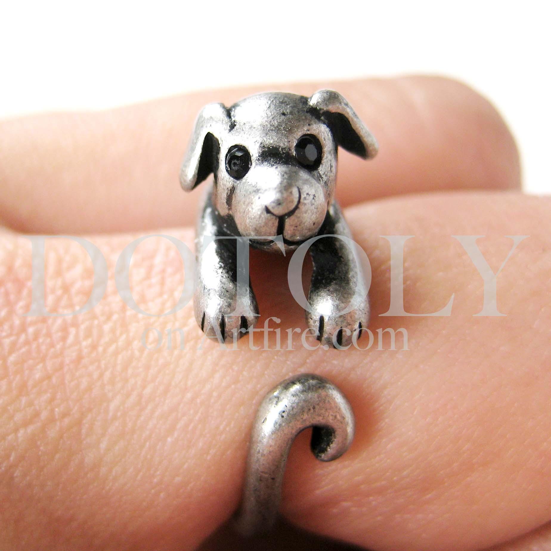Puppy Dog Ring